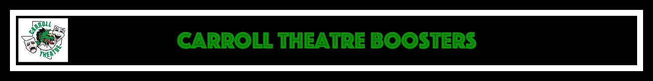 Carroll theatreboosters header
