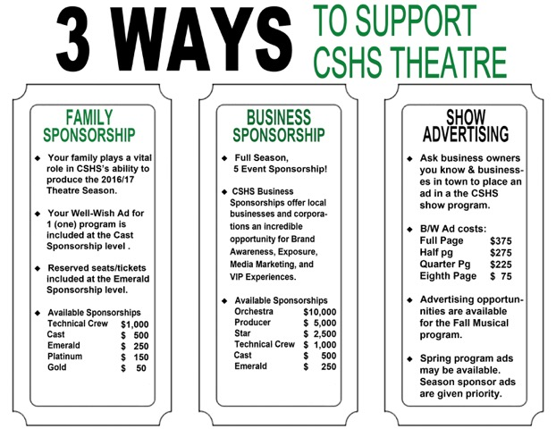 Support Theatre